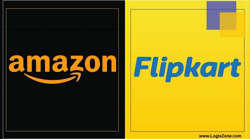 Flipkart and Amazon Sales