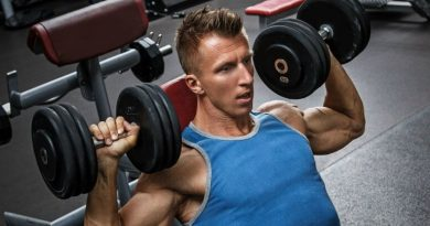 The Best Shoulder Exercises With Dumbbells For A Great Body